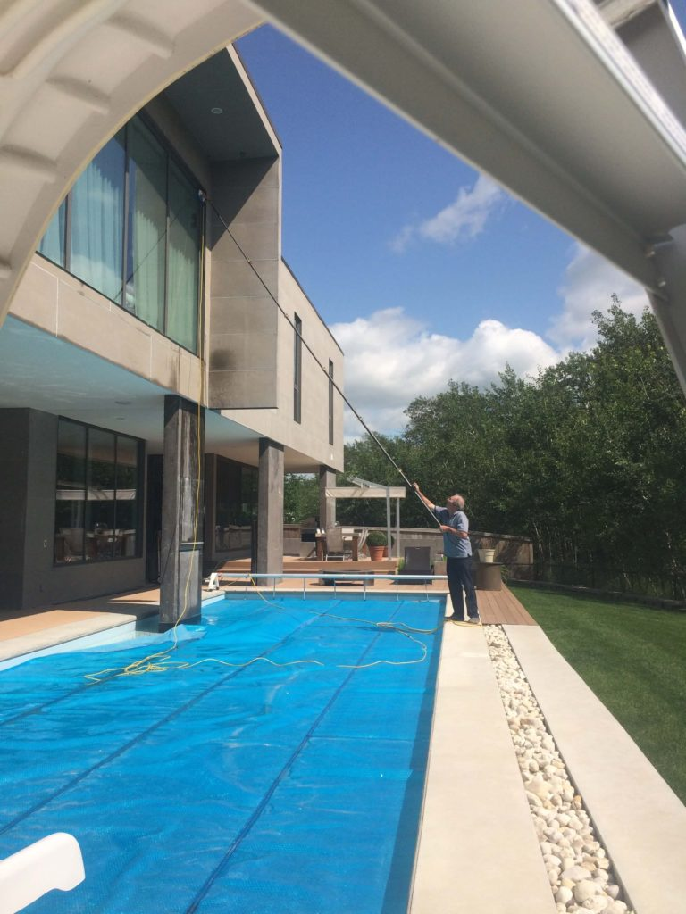 Residential Window Cleaning - Kens Window Washing